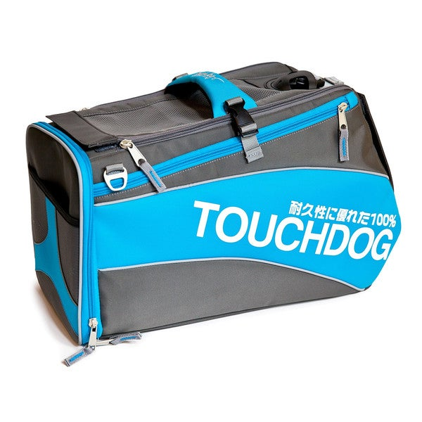 Touchdog Airline Approved Water-resistant Modern-glide Dog Carrier