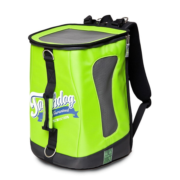 Touchdog Ultimate-travel Airline Approved Triple Carrying Water Resistant Pet Carrier