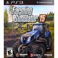 PS3 - Farming Simulator 15