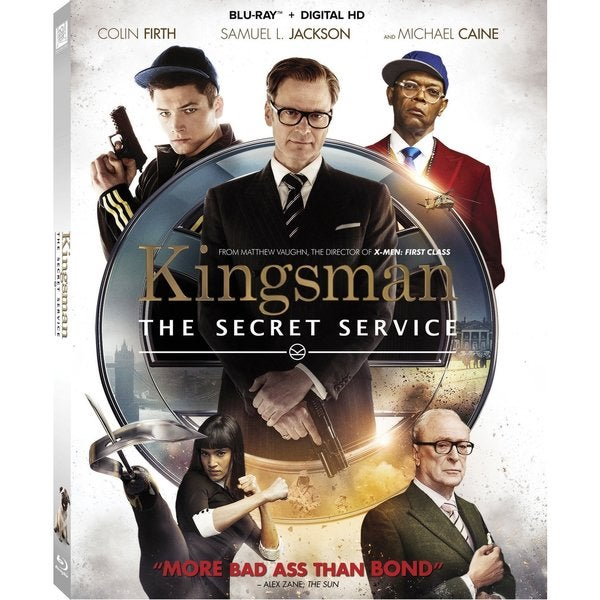 Kingsman: The Secret Service (Blu-ray Disc) 15284105