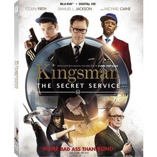 Kingsman: The Secret Service (Blu-ray Disc)