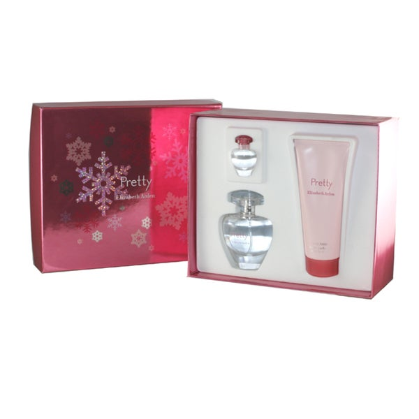 Elizabeth Arden Pretty 3-piece Gift Set