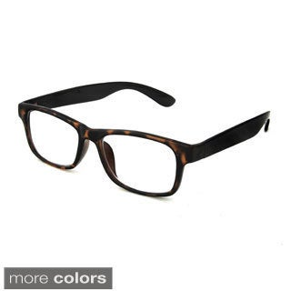Hot Optix Unisex Retro Rectangular Reading Glasses