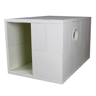 Standard Pego White Pet House