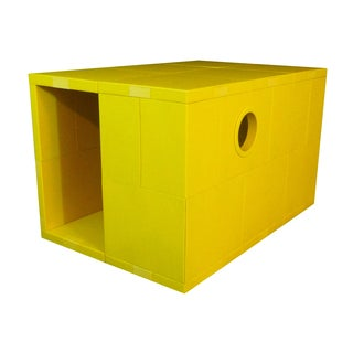 Standard Pego Yellow Pet House
