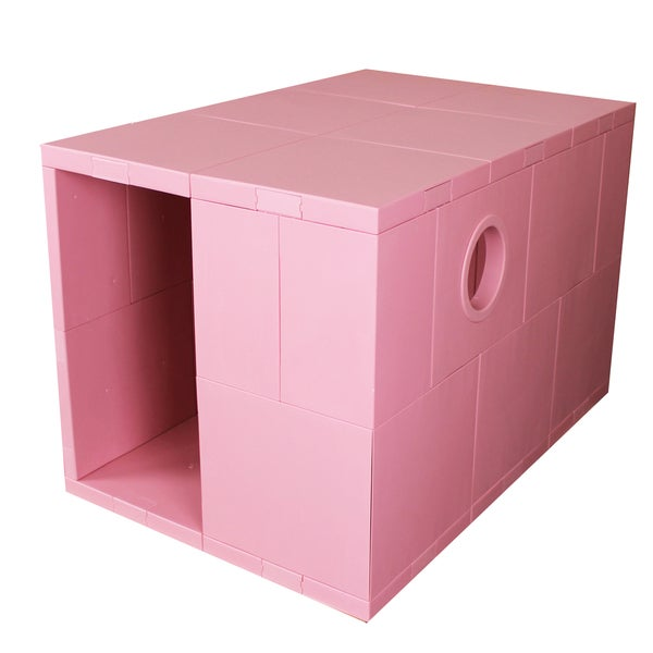 Standard Pego Pink Pet House