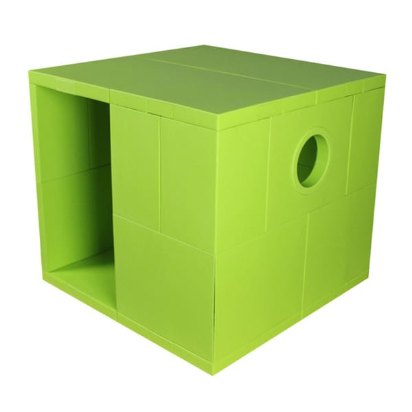 Mini Pego Green Pet House