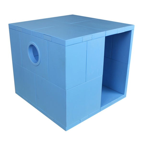 Mini Pego Blue Pet House