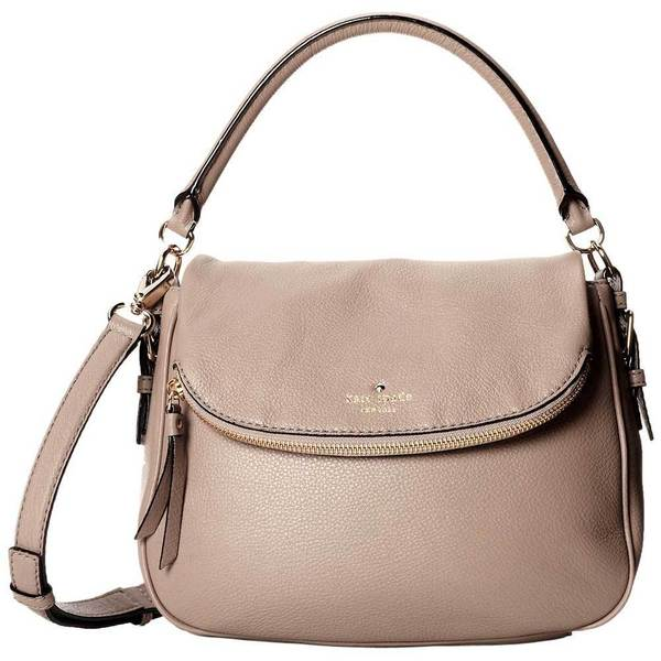 Kate Spade New York Cobble Hill Small Devin Warm Putty Crossbody