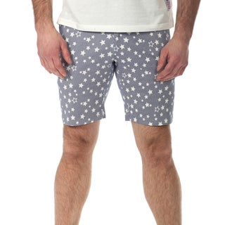 Men's Star Patterened Shorts