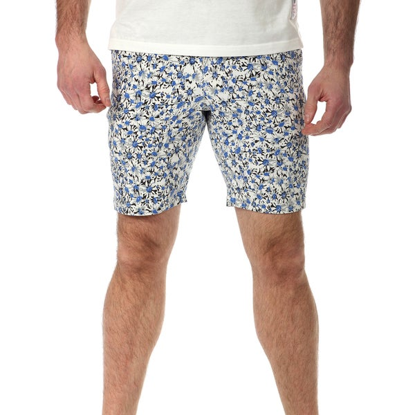 Men's Floral Patterened Shorts