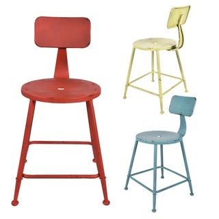 Steel Bar Height Bar Stools Overstock Com