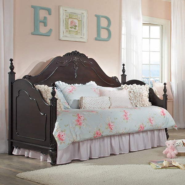 Briar Rose Traditional Off-white Daybed