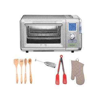 Cuisinart CSO-300 Combo Steam/Convection Oven (Silver)