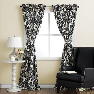 Symphony Curtain Panel Pair
