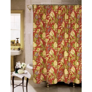Dessert Rose Shower Curtain