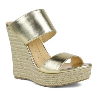 Fahrenheit Women's Kimberly-02 Espadrille Wedge Sandal