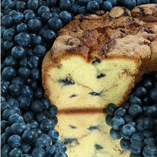 My Grandma's of New England Blueberry Coffee Cake