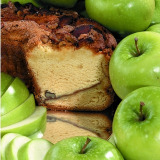 My Grandma's of New England Granny Smith Apple Coffee Cake