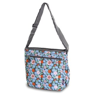 JWorld New York Blossom Tori Tablet Messenger Bag
