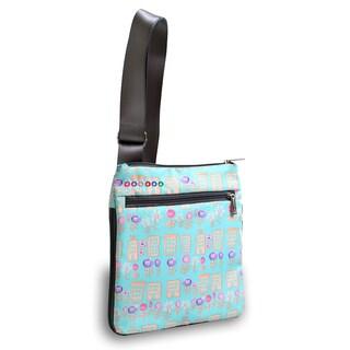 J World New York Urban Posh Tablet Crossbody Messenger Bag