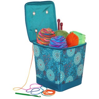 Snap Pocket Knitting Organizer