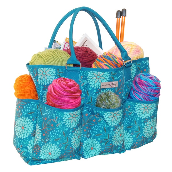 Deluxe Knitting Tote