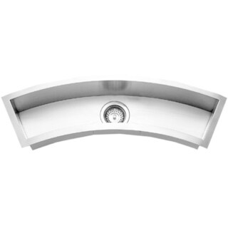 Contempo Series Undermount Stainless Steel Single Bowl Bar/ Prep Sink