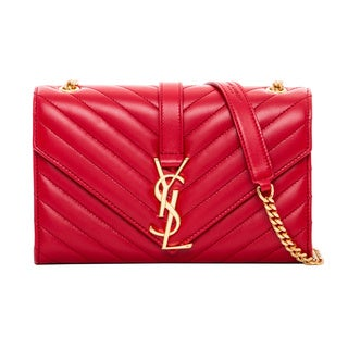 Saint Laurent Small Monogram Shoulder Bag