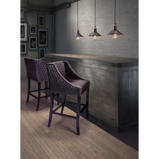 Santa Ana Brown Counter Chair