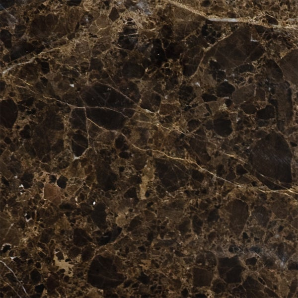 Floor or Bathroom Natural Stone Tile Marble Tile Emperador Dark (12x12)