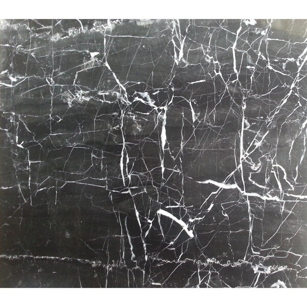 Floor or Bathroom Natural Stone Tile Marble Tile Nero Oriental (12x12)