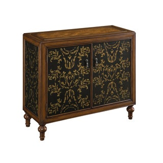 Christopher Knight Home Gold Two-door Cabinet