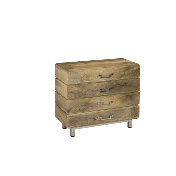 Christopher Knight Home Natural Four-drawer Chest