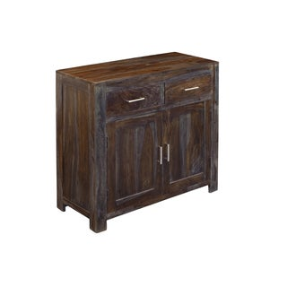 Christopher Knight Home Grayson Sheesham Two-drawer Two-door Cabinet