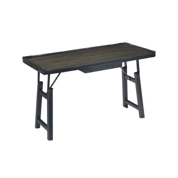 Christopher Knight Home Wood and Metal Writing Desk