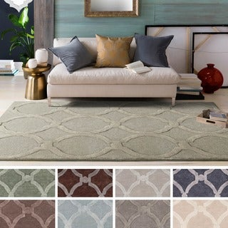 Hand-Tufted Swindon Wool Rug (9' x 13')