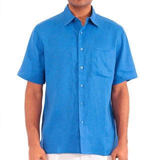 Men's Carolina Linen Shirt