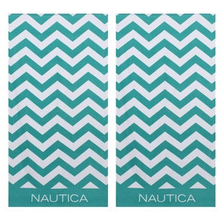Nautica Designer Beach Towel (Set of 2)