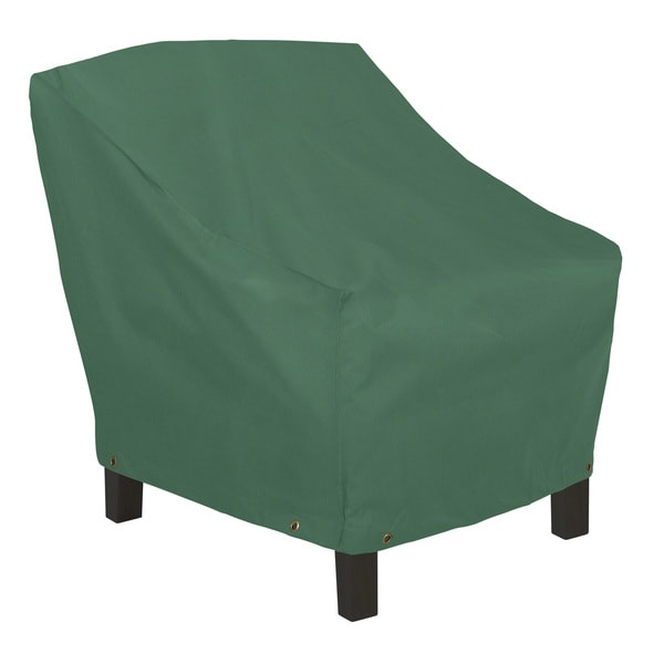 Green Adirondack Patio Chair Cover Furniture Garden Deck