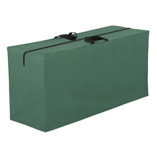 Classic Accessories Atrium Green Patio Cushions and Furniture Covers Storage Bag