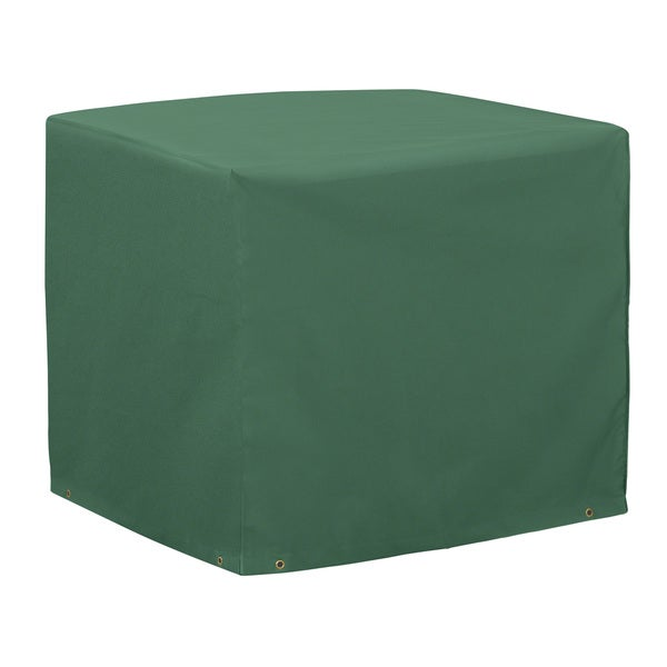 Classic Accessories Atrium Green Square Air Conditioner Cover 15289425