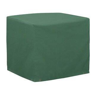Classic Accessories Atrium Green Square Air Conditioner Cover