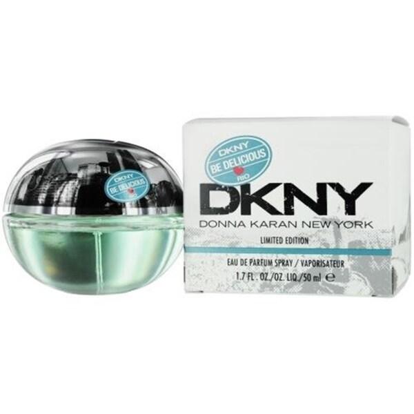 DKNY Be Delicious Rio Women's 1.7-ounce Eau de Parfum Spray