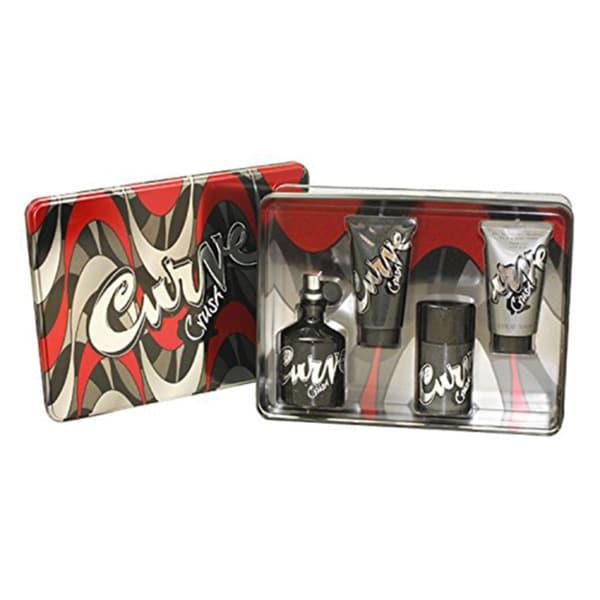 Liz Claiborne Curve Crush 4-piece Gift Set