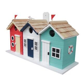 Brighton Beach Huts Bird House