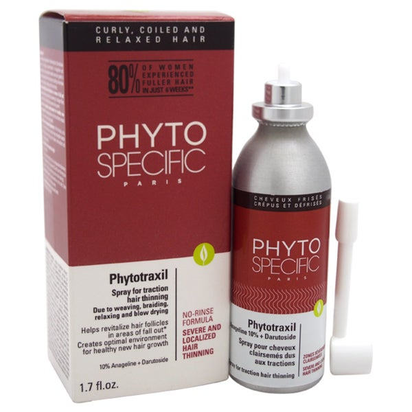 Phytospecific Phytotraxil 1.7-ounce Spray for Traction Hair Thinning
