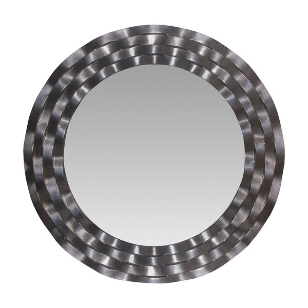 Somette Ribbon Frame Mirror