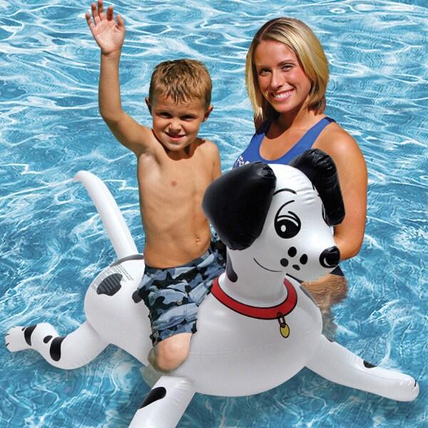 Poolmaster Dalmatian Jumbo Rider