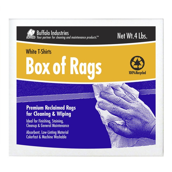 4# Box of Rags